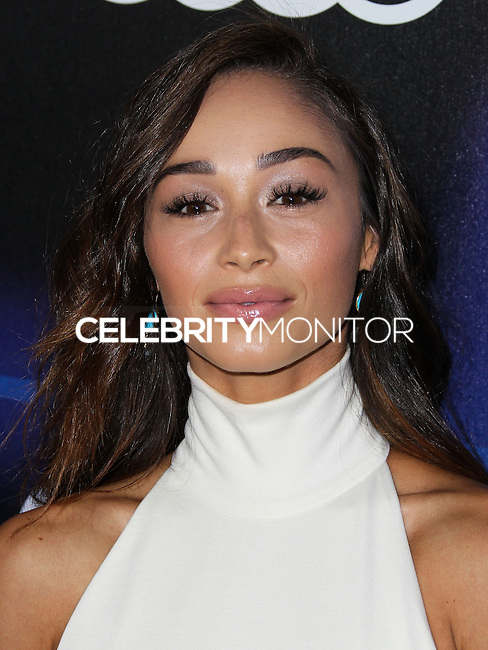 WEST HOLLYWOOD, CA, USA - AUGUST 21: Cara Santana at the Audi Emmy Week Celebration 2014 held at Cecconi's Restaurant on August 21, 2014 in West Hollywood, California, United States. (Photo by Xavier Collin/Celebrity Monitor)