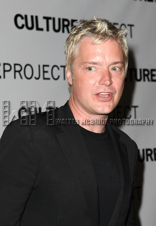 Chris Botti attending the after Party for 10th Anniversary Production of 'The Exonerated' at the Culture Project in New York City on 9/19/2012.