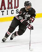 Brandon Pfeil (Brown - 25) - The Harvard University Crimson defeated the visiting Brown University Brown Bears 5-2 (EN) on Saturday, November 7, 2015, at Bright-Landry Center in Boston, Massachusetts.