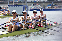 THE FAWLEY CHALLENGE CUP<br /> Henley R.C. 'A' (321)<br /> Claires Court School (310)<br /> <br /> Henley Royal Regatta 2018 - Thursday<br /> <br /> To purchase this photo, or to see pricing information for Prints and Downloads, click the blue 'Add to Cart' button at the top-right of the page.