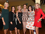 Niamh Quinn, Maria Donnelly, Paula Hughes, Catherine Russell, Sinead Levins and Patricia Smith at the Team Carrie Awards night in The Grove hotel Dunleer. Photo:Colin Bell/pressphotos.ie