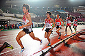 (L to R) Akinobu Murasawa (JPN), Tsuyoshi Ugaji (JPN), JULY 7, 2011 - Athletics :The 19th Asian Athletics Championships Hyogo/Kobe, Men's 10000m Final at Kobe Sports Park Stadium, Hyogo ,Japan. (Photo by Jun Tsukida/AFLO SPORT) [0003]