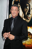 NEW YORK, NY - JANUARY 29: Sylvester Stallone at the US film premiere of Warner Bros. Pictures Bullet To The Head at AMC Lincoln Square in New York City. January 29, 2013. Credit: RW/MediaPunch Inc.