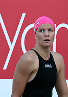 Trofeo Sette Colli di Roma, 19 giugno 2011..La zimbabwese Kirsty Coventry vince i 200 metri misti donne..Seven Hills trophy in Rome, 19 june 2011..Zimbabwe's Kirsty Coventry wins the women's 200 meters medley..UPDATE IMAGES PRESS/Riccardo De Luca