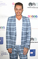 Bobby Norris attends James Ingham's 'Jog-On to Cancer' 7th annual party raising funds for Cancer Research UK, at Proud Embankment, London on April 10th 2019<br /> CAP/ROS<br /> ©ROS/Capital Pictures