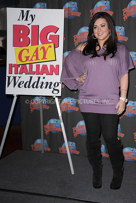 WWW.ACEPIXS.COM . . . . . .October 20, 2010, New York City... 'The Real Housewives Of New Jersey' star Lauren Manzo poses while promoting the off-Broadway comedy 'My Big Gay Italian Wedding' at Planet Hollywood Times Square on October 20, 2010 in New York City.October 20, 2010 in New York City....Please byline: KRISTIN CALLAHAN - ACEPIXS.COM.. . . . . . ..Ace Pictures, Inc: ..tel: (212) 243 8787 or (646) 769 0430..e-mail: info@acepixs.com..web: http://www.acepixs.com .