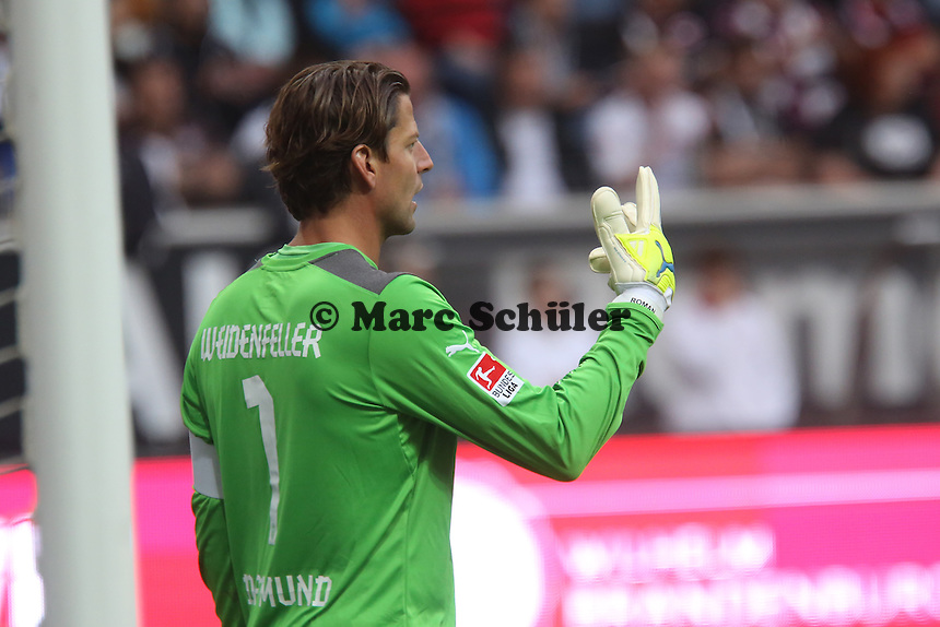 Roman Weidenfeller (BvB) - Eintracht Frankfurt vs. Borussia Dortmund