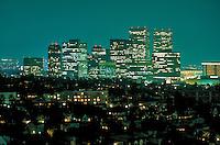 Century City,CA, High Rise, Urban Landscape, Corporate, Office Building, Buildings, Architectural, Structure,