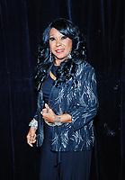 """05 October 2019 - Hamilton, Ontario, Canada.  Legendary singer Shirley Alston Reeves, original lead singer of The Shirelles backstage at """"What A Night - Living Legends"""" at the FirstOntario Concert Hall.  Photo Credit: Brent Perniac/AdMedia"""