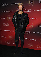 04 October  2017 - Hollywood, California - Jordan fisher. 2017 People's &quot;One's to Watch&quot; Event held at NeueHouse Hollywood in Hollywood. <br /> CAP/ADM/BT<br /> &copy;BT/ADM/Capital Pictures
