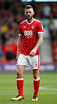 Daryl Murphy of Nottingham Forest during the Championship match at the City Ground Stadium, Nottingham. Picture date 30th September 2017. Picture credit should read: Simon Bellis/Sportimage