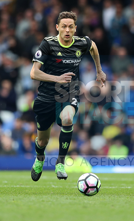 Cesar Azpilicueta of Chelsea during the English Premier League match at Goodison Park , Liverpool. Picture date: April 30th, 2017. Photo credit should read: Lynne Cameron/Sportimage