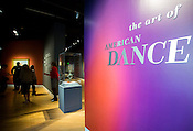 The Art of American Dance