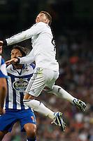Sergio Ramos Headbutt