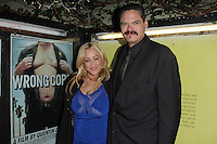Jennifer Blanc, Mark Burnham<br />