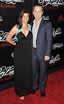 Chad Lowe and wife arriving at the 'Pretty Little Liars 100TH Episode Celebration' held at The W Hollywood Hotel Los Angeles, CA. May 31, 2014.