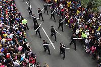 BOGOTÁ - COLOMBIA, 20-07-2018:Fuerza Aérea.Desfile Militar por la Avenida 68 de la capital , durante el 208 Aniversario del Día de la Independiencia Nacional ./Military Parade through Avenida 68 in the capital, during the 208th Anniversary of National Independence Day. Photo: VizzorImage / Felipe Caicedo / Satff
