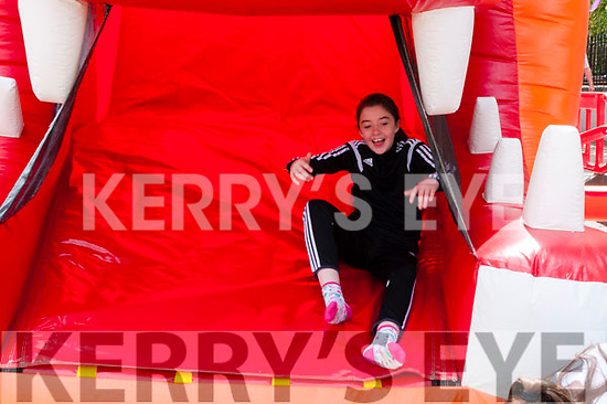Family Fun Day : Having  fun at the family fun dayday in Listowel on Sunday lastwas Ruby Hannon.