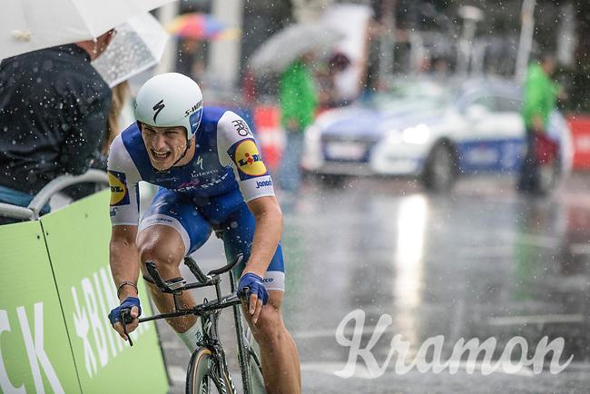 Marcel Kittel (GER/Quick Step Floors)<br /> <br /> Binckbank Tour 2017 (UCI World Tour)<br /> Stage 2: ITT Voorburg (NL) 9km