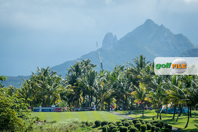 A look over the course during the 2nd round of the AfrAsia Bank Mauritius Open, Four Seasons Golf Club Mauritius at Anahita, Beau Champ, Mauritius. 30/11/2018<br /> Picture: Golffile | Mark Sampson<br /> <br /> <br /> All photo usage must carry mandatory copyright credit (© Golffile | Mark Sampson)