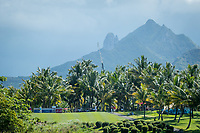 A look over the course during the 2nd round of the AfrAsia Bank Mauritius Open, Four Seasons Golf Club Mauritius at Anahita, Beau Champ, Mauritius. 30/11/2018<br /> Picture: Golffile | Mark Sampson<br /> <br /> <br /> All photo usage must carry mandatory copyright credit (&copy; Golffile | Mark Sampson)