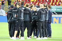 Deutsche Mannschaft hat den Rasen betreten - 08.10.2017: Deutschland vs. Asabaidschan, WM-Qualifikation Spiel 10, Betzenberg Kaiserslautern