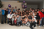 Kym O'Connor with friends at her 16th birthday party in The d Hotel...(Photo credit should read Jenny Matthews/www.newsfile.ie)....This Picture has been sent you under the conditions enclosed by:.Newsfile Ltd..The Studio,.Millmount Abbey,.Drogheda,.Co Meath..Ireland..Tel: +353(0)41-9871240.Fax: +353(0)41-9871260.GSM: +353(0)86-2500958.email: pictures@newsfile.ie.www.newsfile.ie.