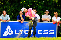 Felipe Aguilar (CHI) during the third round of the Lyoness Open powered by Organic+ played at Diamond Country Club, Atzenbrugg, Austria. 8-11 June 2017.<br /> 10/06/2017.<br /> Picture: Golffile | Phil Inglis<br /> <br /> <br /> All photo usage must carry mandatory copyright credit (&copy; Golffile | Phil Inglis)