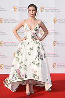 Jodie Corner<br /> at the 2016 BAFTA TV Awards, Royal Festival Hall, London<br /> <br /> <br /> &copy;Ash Knotek  D3115 8/05/2016