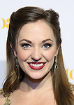 Laura Osnes attends the Dramatists Guild Foundation toast to Stephen Schwartz with a 70th Birthday Celebration Concert at The Hudson Theatre on April 23, 2018 in New York City.