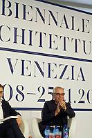 13th Biennale of Architecture..Giardini..Spazio Esedra..Biennale 13 Director David Chipperfield.