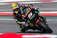 Johann Zarco of France and Monster Yamaha Tech 3 Team  rides during free practice for the MotoGP of Catalunya at Circuit de Catalunya on June 10, 2017 in Montmelo, Spain.(ALTERPHOTOS/Rodrigo Jimenez) (NortePhoto.com) (NortePhoto.com)