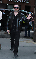 NEW YORK, NY - March 12: Ricky Gervais at NBC's Today Show in New York City on March 12, 2019. <br /> CAP/MPI/RW<br /> &copy;RW/MPI/Capital Pictures