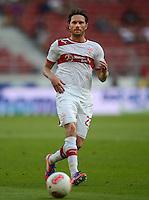 Fussball Europa League Play Offs:  Saison   2012/2013     VfB Stuttgart - Dynamo Moskau  22.08.2012 Tim Hoogland (VfB Stuttgart)
