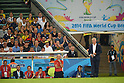 Didier Deschamps (FRA),<br /> JUNE 25, 2014 - Football / Soccer : FIFA World Cup Brazil 2014 Group E match between Ecuador 0-0 France at Estadio Do Maracana stadium in Rio de Janeiro, Brazil.<br /> (Photo by FAR EAST PRESS/AFLO)