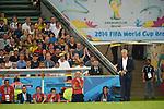Didier Deschamps (FRA),<br /> JUNE 25, 2014 - Football / Soccer : FIFA World Cup Brazil 2014 Group E match between Ecuador 0-0 France at Estadio Do Maracana stadium in Rio de Janeiro, Brazil.<br /> (Photo by FAR EAST PRESS/AFLO)