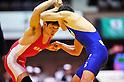 Kohei Hasegawa, DECEMBER 21, 2011 - Wrestling : All Japan Wrestling Championship Men's Greco-Roman Style -55kg Semi-Final at 2nd Yoyogi Gymnasium, Tokyo, Japan. (Photo by Jun Tsukida/AFLO SPORT) [0003].