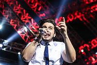 SÃO PAULO,SP, 19.09.2015 - FESTIVAL-SP - O cantor Luan Santana durante apresentação no Villa Mix Festival 2015, na Arena Anhembi, na região norte de São Paulo, neste sábado, 19. (Foto: William Volcov/Brazil Photo Press)