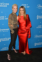 Anne Heche &amp; Alicia Silverstone at the premiere party for &quot;American Woman&quot; at the Chateau Marmont, Los Angeles, USA 31 May 2018<br /> Picture: Paul Smith/Featureflash/SilverHub 0208 004 5359 sales@silverhubmedia.com