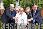 IT'S AN HONOUR: A new committee has been set up to honour Tralee's late great singer Connie Foley. from l-r were: Cllr. Johnny Wall, Tommy O'Connor, Tommy Foley, Peter Locke and Ted Fitzgerald.