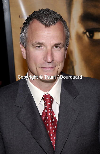 The director Nick Cassavetes  arriving at the premiere of John Q at the director Guild of America in Los Angeles. February 7, 2002.