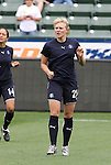 29 March 2009: Los Angeles' Johanna Frisk (SWE). Los Angeles Sol defeated the Washington Freedom 2-0 at the Home Depot Center in Carson, California in a regular season Women's Professional Soccer game. The game was the WPS Inaugural game.