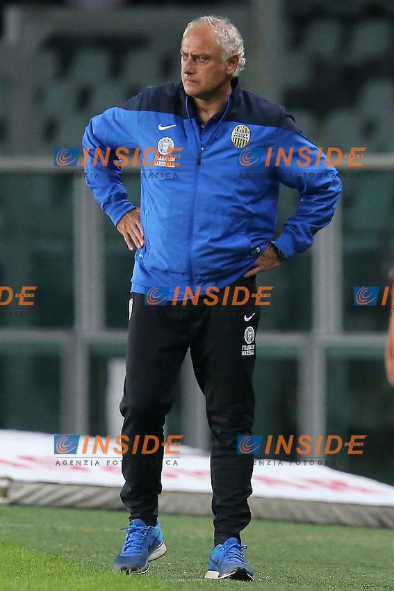 Andrea Mandorlini Verona, Torino 21-9-2014, Stadio Olimpico, Football Calcio 2014/2015 Serie A, Torino - Verona, Foto Marco Bertorello/Insidefoto