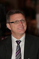 April 14, 2014  - Marc Parent, President and CEO, C.A.E. Inc.<br /> <br /> Photo : Pierre Roussel