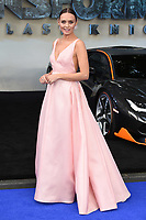 Laura Haddock at the global premiere for &quot;Transformers: The Last Knight&quot; at Leicester Square Gardens, London, UK. <br /> 18 June  2017<br /> Picture: Steve Vas/Featureflash/SilverHub 0208 004 5359 sales@silverhubmedia.com