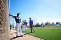 Kenta Maeda (Dodgers),<br /> FEBRUARY 20, 2016 - MLB :<br /> Los Angeles Dodgers spring training baseball camp in Glendale, Arizona, United States. (Photo by AFLO)