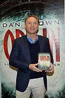 www.acepixs.com<br /> <br /> October 12 2017, Frankfurt<br /> <br /> Author Dan Brown promotes his new novel 'Origin' at the 2017 Frankfurt Book Fair (Frankfurter Buchmesse) on October 12, 2017 in Frankfurt, Germany. <br /> <br /> By Line: Famous/ACE Pictures<br /> <br /> <br /> ACE Pictures Inc<br /> Tel: 6467670430<br /> Email: info@acepixs.com<br /> www.acepixs.com