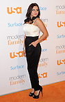 """Ariel Winter arriving to the """"Modern Family Fan Appreciation Day"""" held at Westwood Village Theater Los Angeles, Ca. October 28, 2013."""