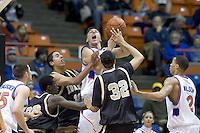 Boise St Basketball 2006-07 v Idaho