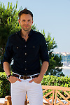 Joel McHale attends 'Community' photocall at the Monte Carlo Beach Hotel on June 9, 2014 in Monte-Carlo, Monaco.o.